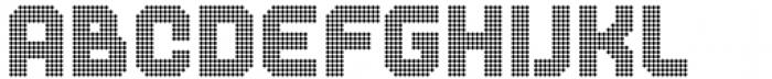 2nd Dance Floor Tiles Font LOWERCASE
