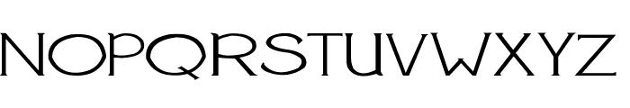 2Peas Squish Font UPPERCASE