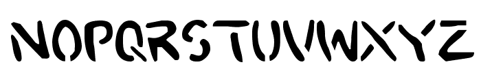 2Toon Font LOWERCASE
