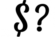 3 in 1 Premium script font 4 Font OTHER CHARS