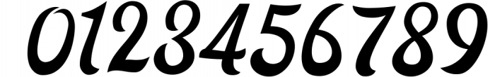 3 in 1 Premium script font Font OTHER CHARS