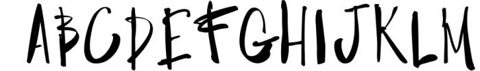 30 Greek Fonts Bundle By Nantia.co 29 Font UPPERCASE