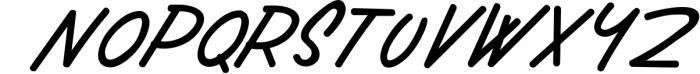 30 Greek Fonts Bundle By Nantia.co 3 Font UPPERCASE