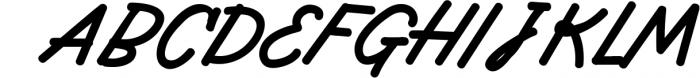 30 Greek Fonts Bundle By Nantia.co 4 Font UPPERCASE
