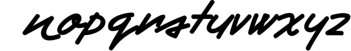30 Greek Fonts Bundle By Nantia.co 4 Font LOWERCASE