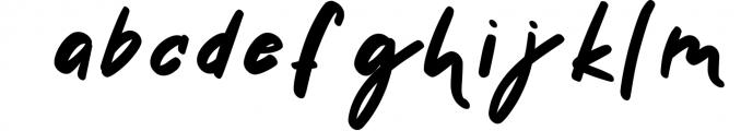 30 Greek Fonts Bundle By Nantia.co 9 Font LOWERCASE