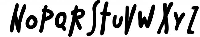 30 Greek Fonts Bundle By Nantia.co Font UPPERCASE