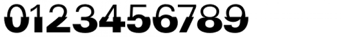314 bits Regular Font OTHER CHARS