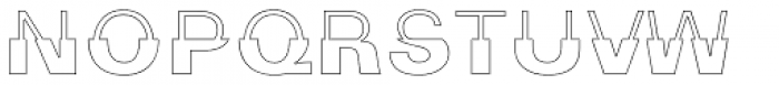 314 bits Regular Font LOWERCASE