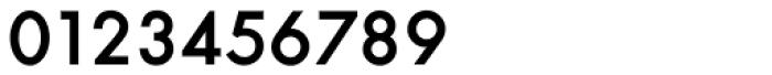 35-FTR Demi Bold Font OTHER CHARS