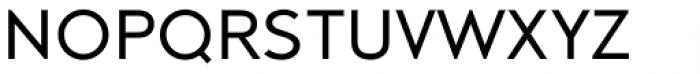 35-FTR Regular Font UPPERCASE