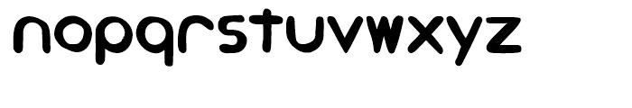 3D Cocoro Bo Font LOWERCASE