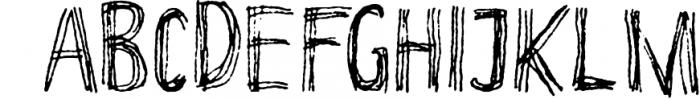 40% OFF - Vanderchalk typeface Font LOWERCASE