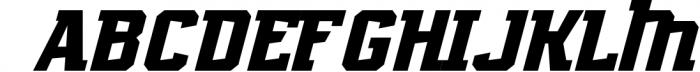40 fonts bundle 21 Font UPPERCASE