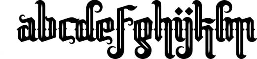 40 fonts bundle 26 Font LOWERCASE