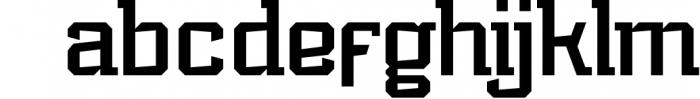 40 fonts bundle 28 Font LOWERCASE