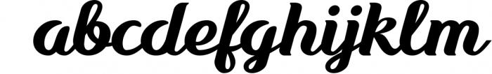 40 fonts bundle 9 Font LOWERCASE