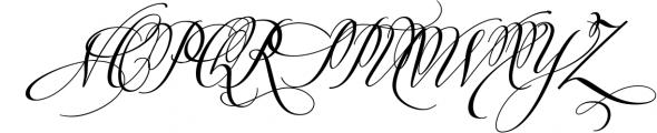 40 Font UPPERCASE