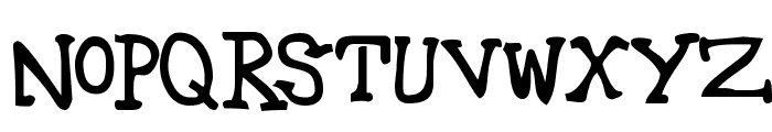 42 Font UPPERCASE
