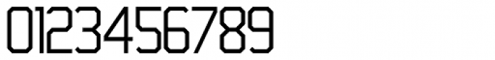 45 Degrees Light Font OTHER CHARS