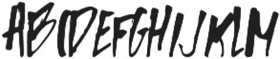 5 otf (400) Font LOWERCASE
