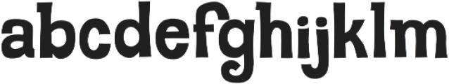 500 Guitars otf (500) Font LOWERCASE