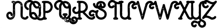 5 Fonts Bundle 1 10 Font UPPERCASE