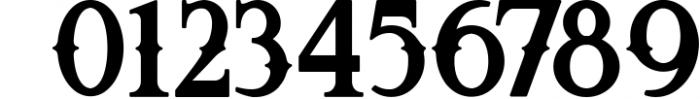 5 Fonts Bundle 1 15 Font OTHER CHARS