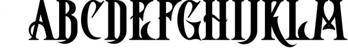 5 Fonts Bundle 1 15 Font LOWERCASE