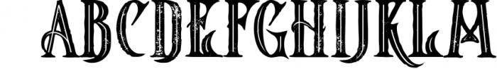 5 Fonts Bundle 1 17 Font LOWERCASE