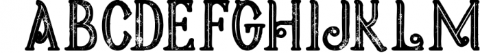 5 Fonts Bundle 1 18 Font LOWERCASE