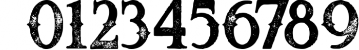 5 Fonts Bundle 1 19 Font OTHER CHARS