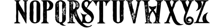 5 Fonts Bundle 1 19 Font LOWERCASE