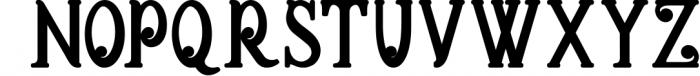 5 Fonts Bundle 1 4 Font LOWERCASE