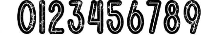5 Fonts Bundle 1 9 Font OTHER CHARS