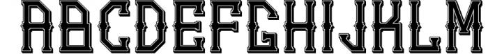 5 Typeface vintage bundle 2 Font LOWERCASE