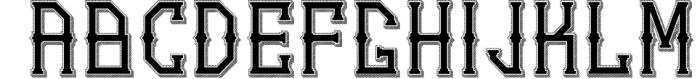 5 Typeface vintage bundle 3 Font LOWERCASE