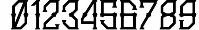 5 Typeface vintage bundle 4 Font OTHER CHARS