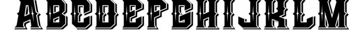 5 Typeface vintage bundle 9 Font LOWERCASE