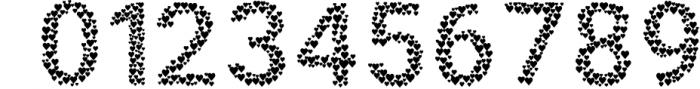 5 in 1 Font Bundle Vol. 1 5 Font OTHER CHARS