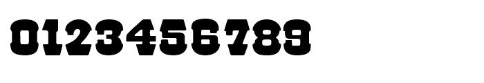 57 Rodeo Regular Regular Font OTHER CHARS