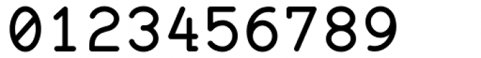 57-nao Medium Font OTHER CHARS