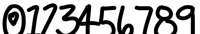 5MinFreshenUp Font OTHER CHARS