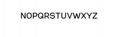 5NeutralGrotesk-Normal.ttf Font UPPERCASE