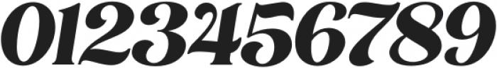5th Avenue - Italic Italic otf (400) Font OTHER CHARS