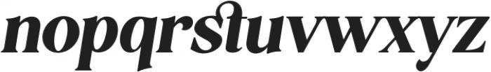 5th Avenue - Italic Italic otf (400) Font LOWERCASE