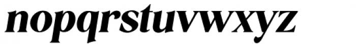 5th Avenue Italic Font LOWERCASE