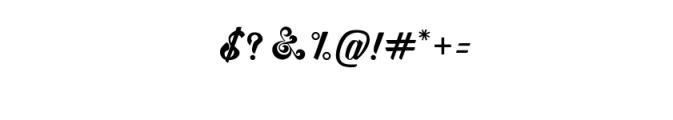 6 Font Bundle Font OTHER CHARS