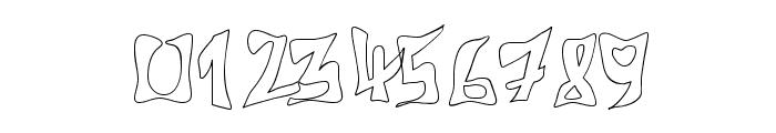 612KosheyLine-Bold Font OTHER CHARS