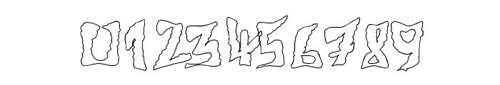 612KosheyLinePL-Bold Font OTHER CHARS